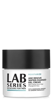 AGE RESCUE+ <br>Water-Charged Gel Cream